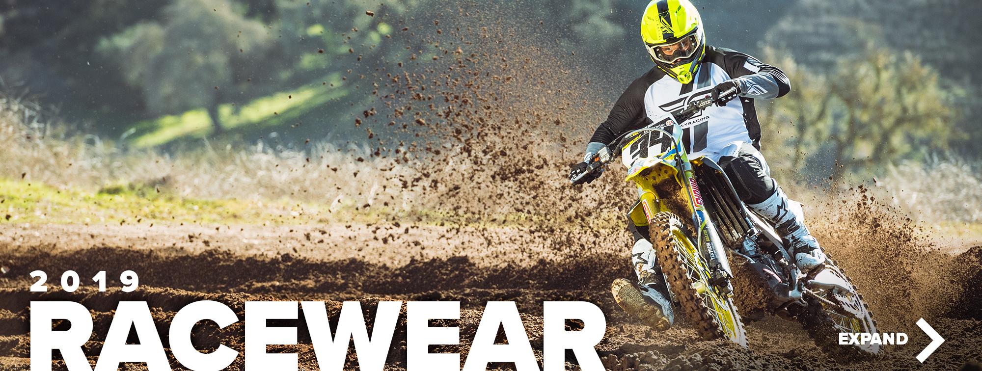 75f3922fdf35 FLY Racing 2019 Racewear Collection