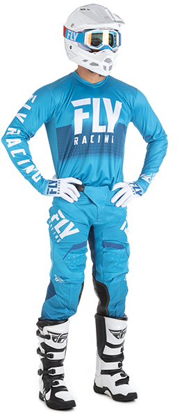 M Fly Racing Jersey Lite Hydrogen Gelb Gr